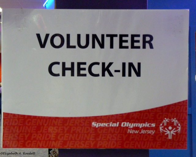 Volunteer Check-in
